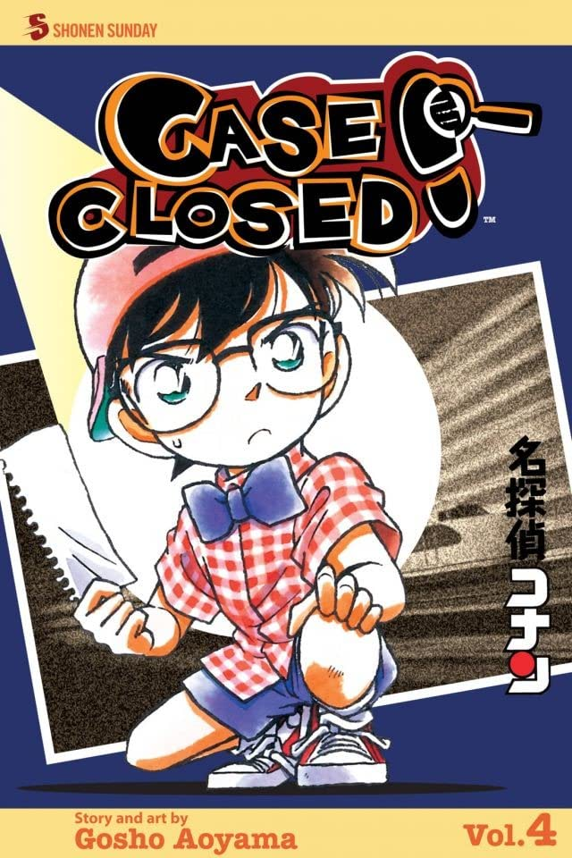 Case Closed Vol. 4
