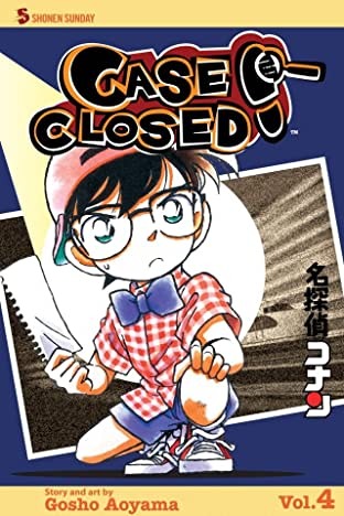 Case Closed Tome 4