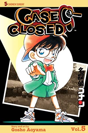 Case Closed Tome 5