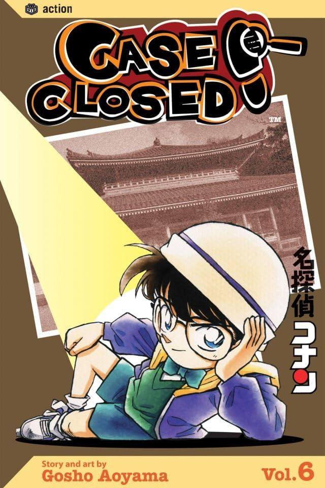 Case Closed Tome 6
