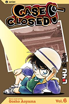Case Closed Vol. 6
