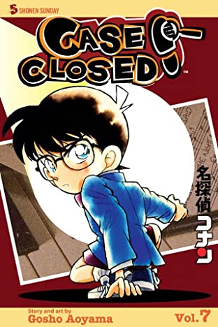 Case Closed Tome 7