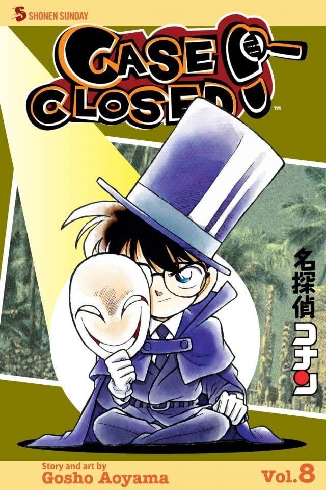 Case Closed Vol. 8