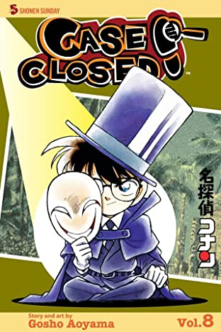 Case Closed Tome 8