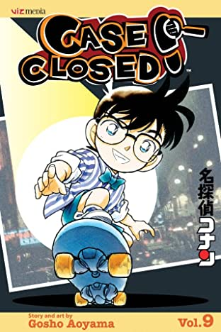 Case Closed Vol. 9