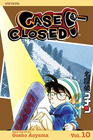Case Closed Vol. 10