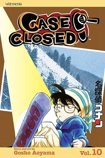 Case Closed Tome 10