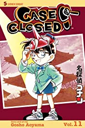 Case Closed Tome 11
