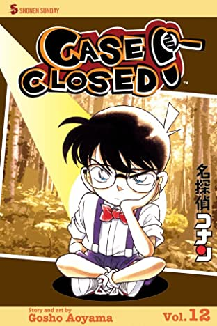 Case Closed Tome 12