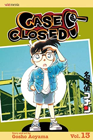 Case Closed Vol. 13
