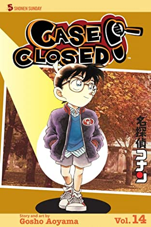 Case Closed Tome 14
