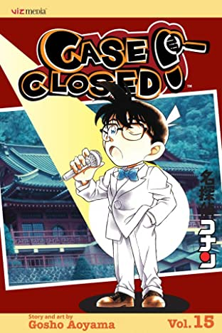 Case Closed Tome 15