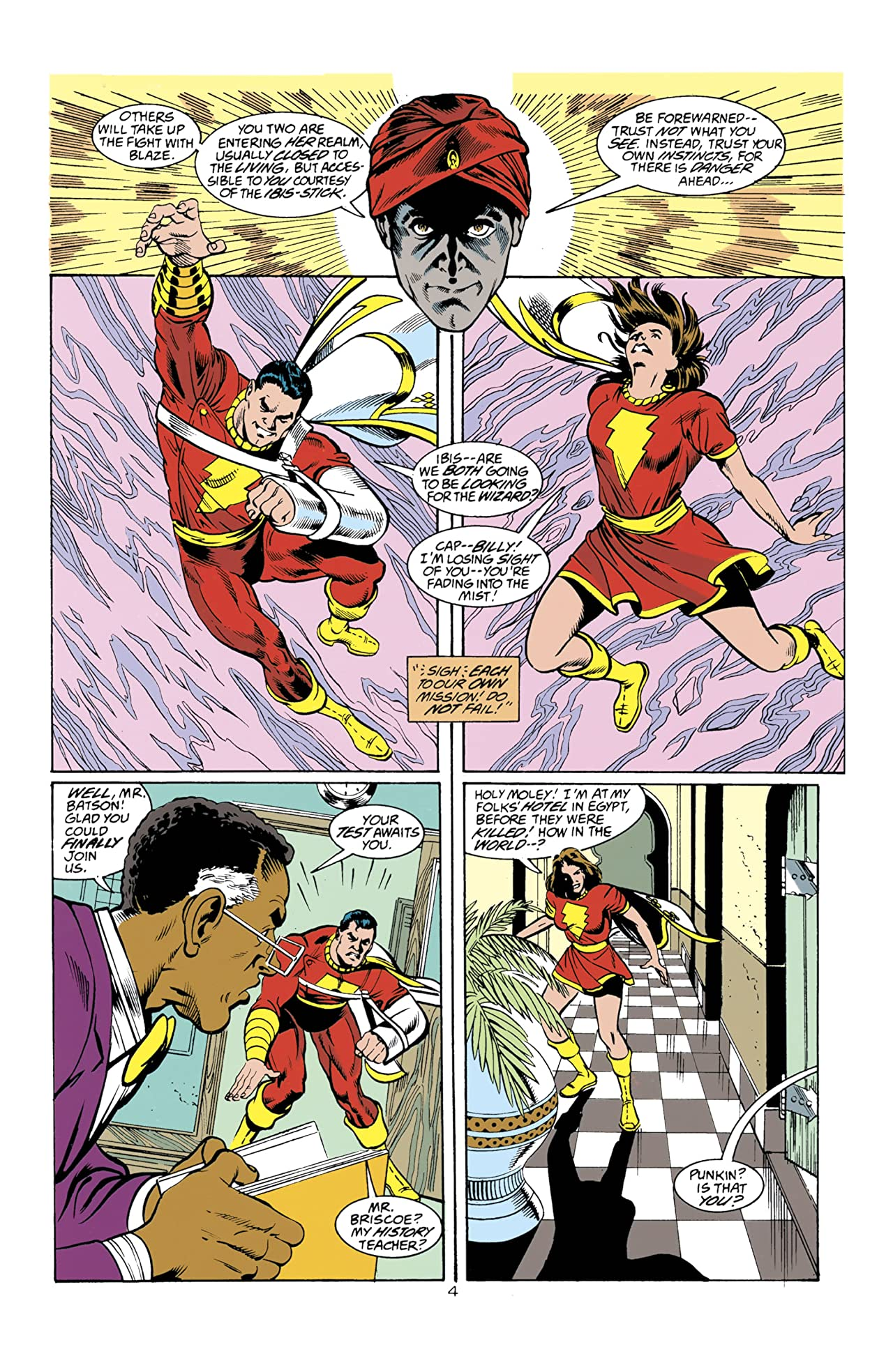 The Power of Shazam (1995-1999) #12