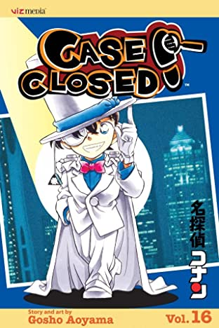 Case Closed Tome 16