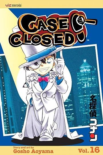 Case Closed Vol. 16