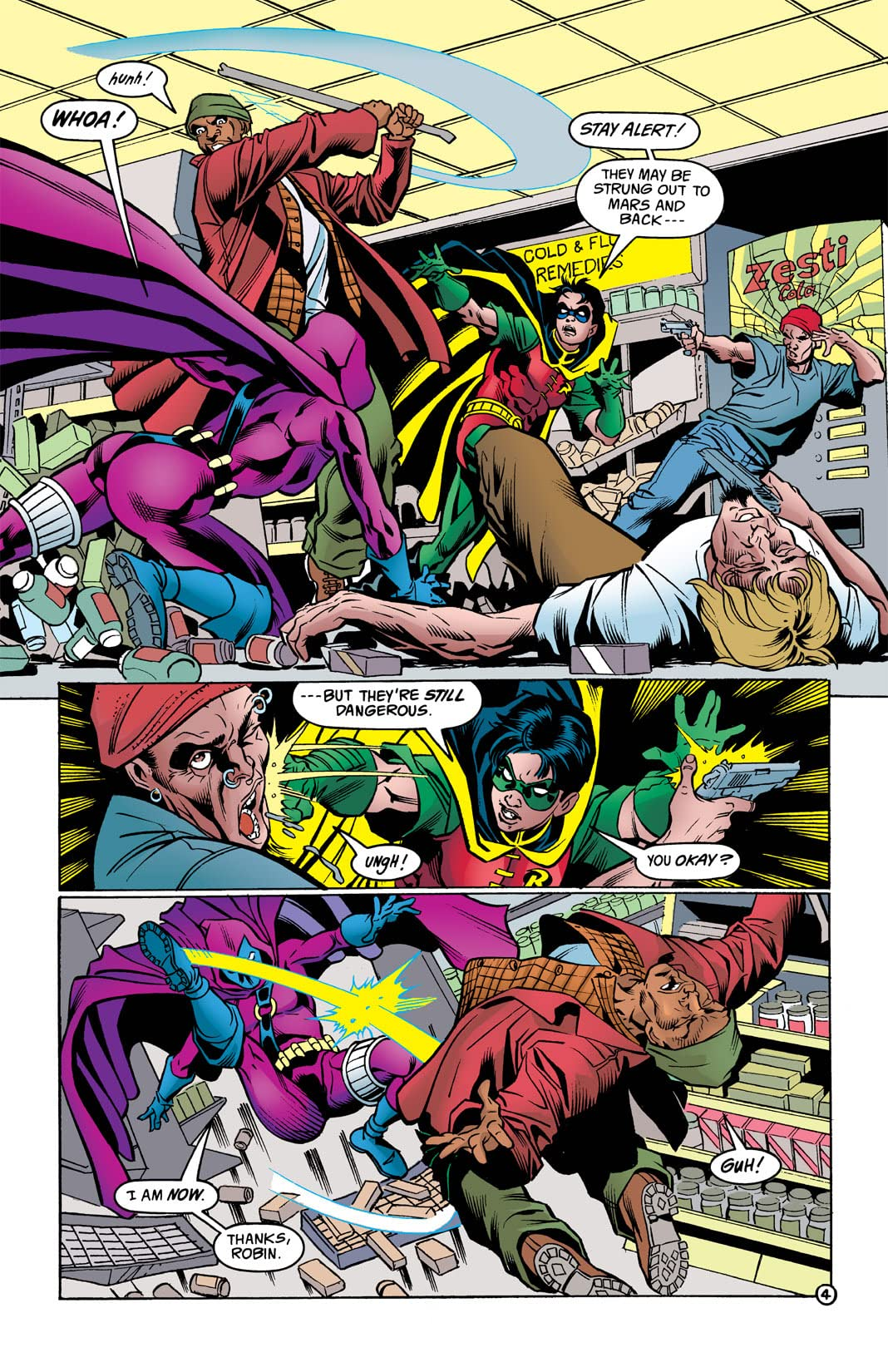 Robin (1993-2009) #56