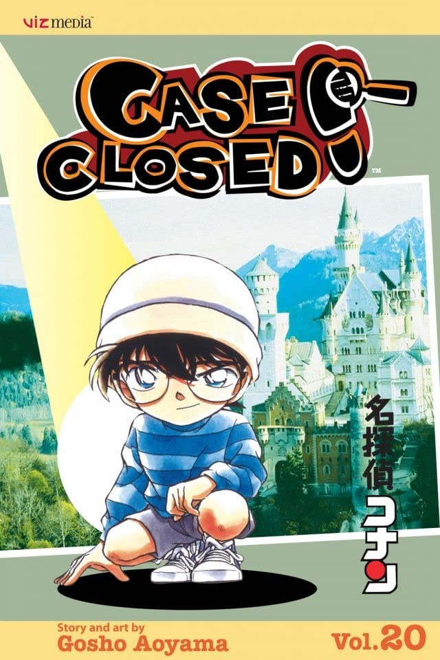 Case Closed Tome 20