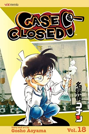 Case Closed Tome 18
