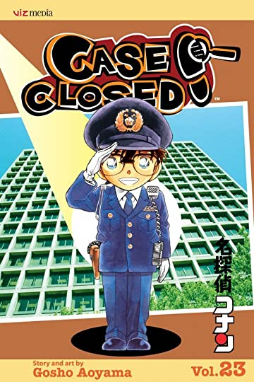 Case Closed Vol. 23