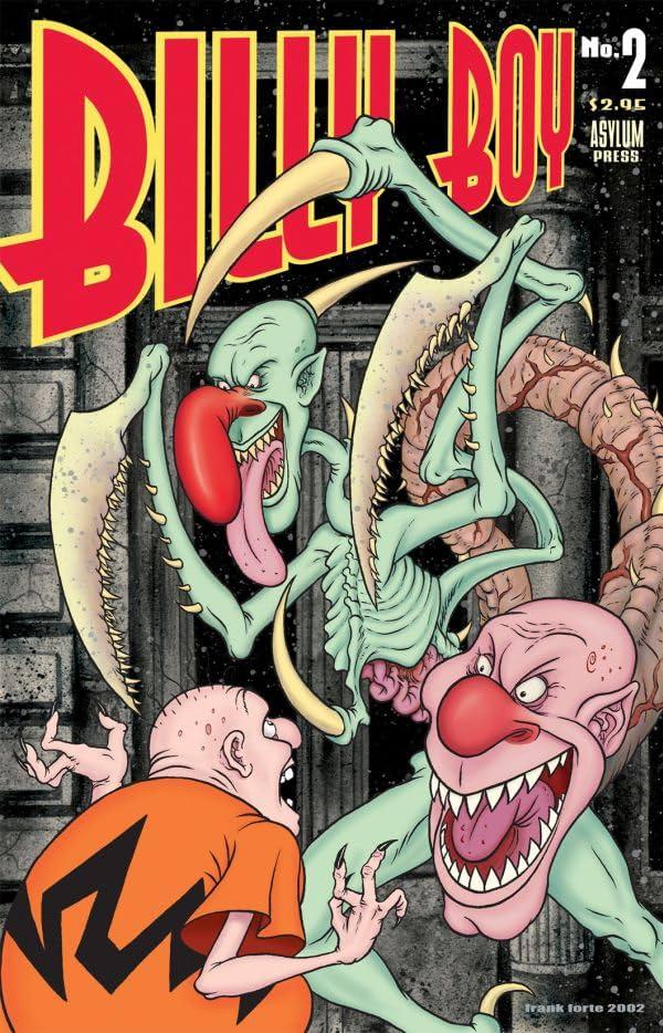 Billy Boy: The Sick Little Fat Kid #2