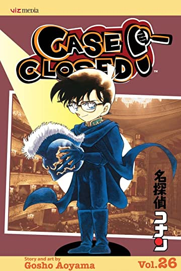 Case Closed Tome 26