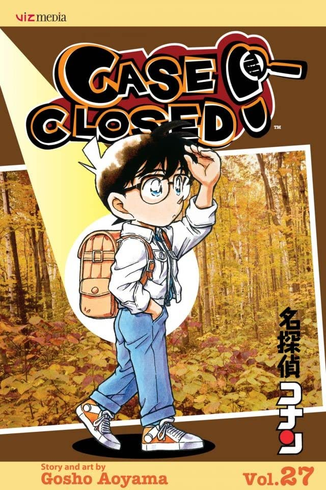 Case Closed Vol. 27
