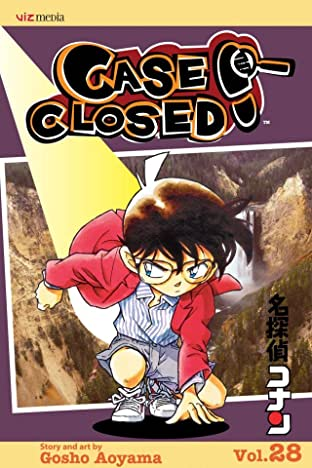 Case Closed Vol. 28