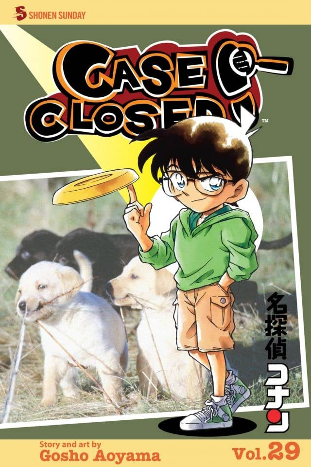 Case Closed Tome 29