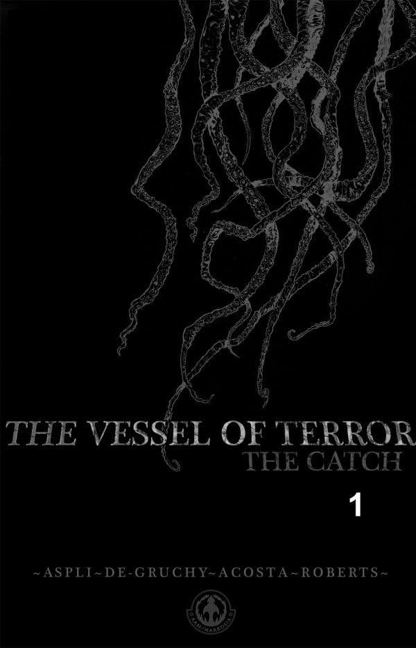 Vessel of Terror #1 (of 5)