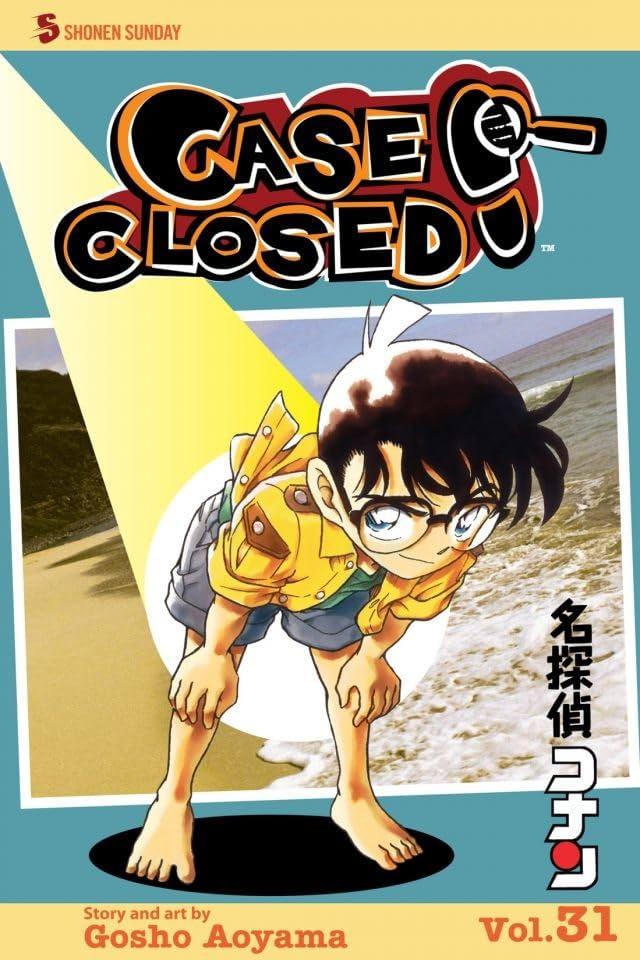 Case Closed Vol. 31