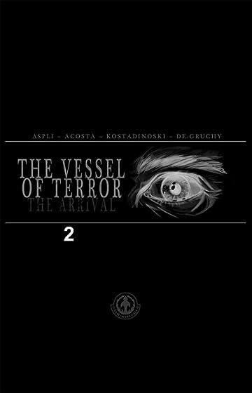 Vessel of Terror #2 (of 5)