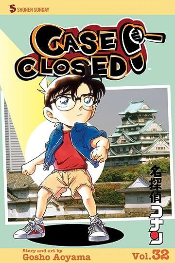 Case Closed Vol. 32