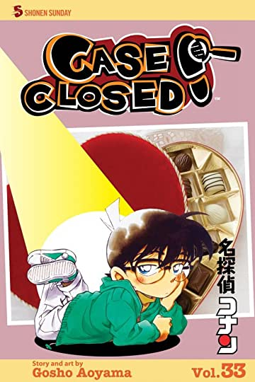 Case Closed Vol. 33