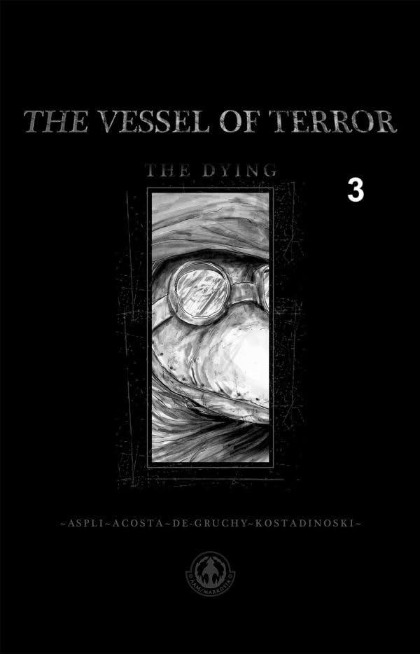 Vessel of Terror #3 (of 5)