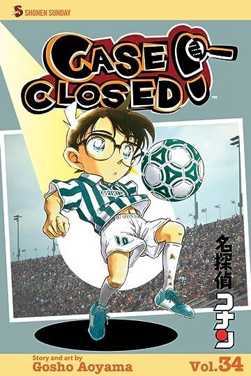 Case Closed Vol. 34