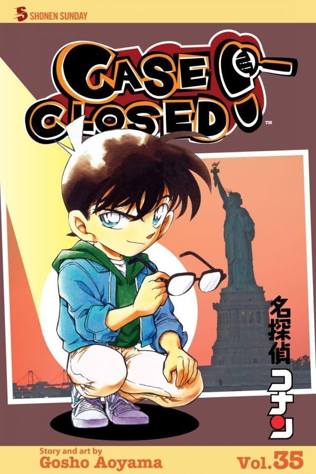 Case Closed Vol. 35