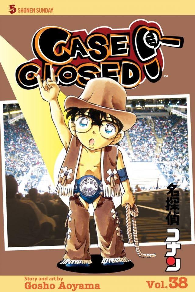 Case Closed Vol. 38