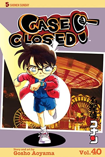 Case Closed Vol. 40