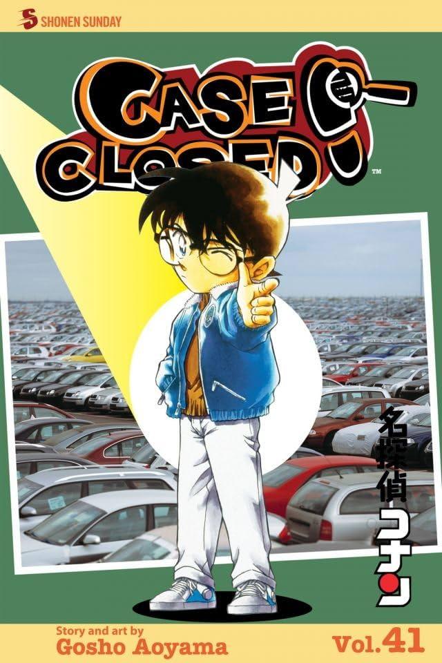 Case Closed Vol. 41