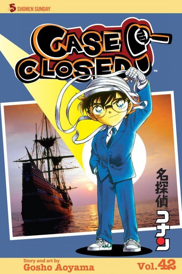 Case Closed Vol. 42