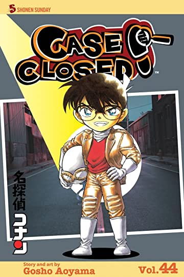 Case Closed Vol. 44