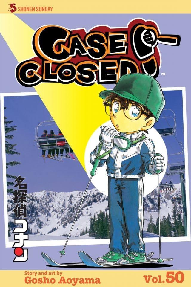 Case Closed Vol. 50