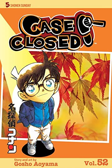 Case Closed Vol. 52