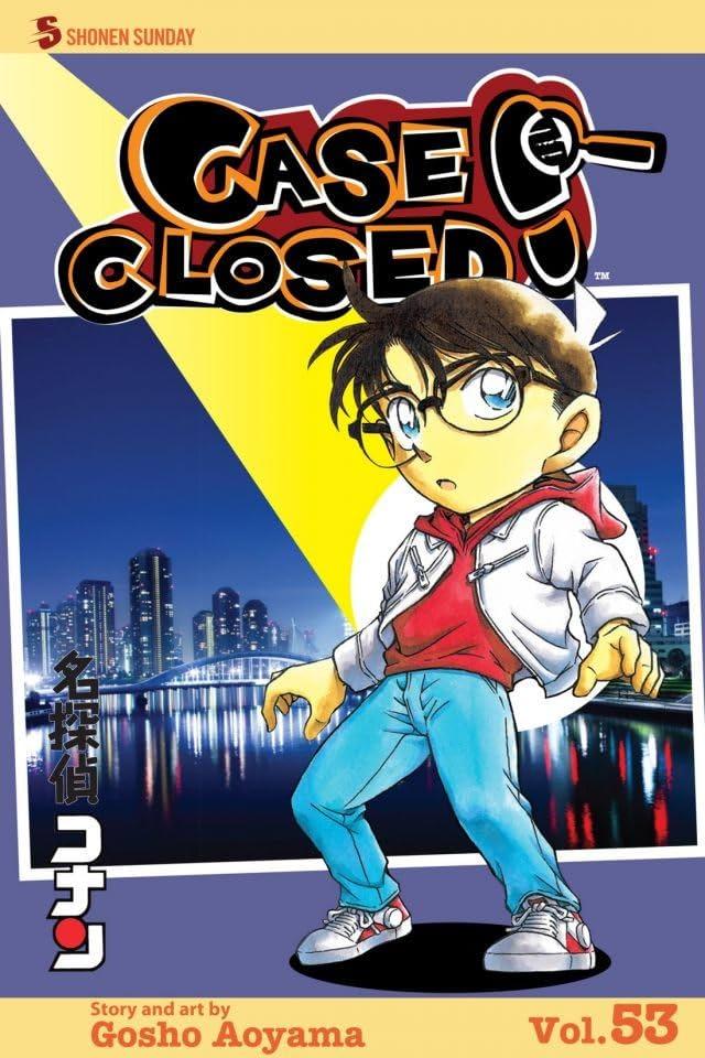 Case Closed Vol. 53