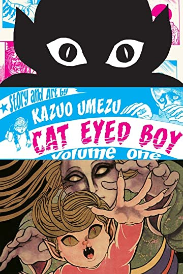 Cat Eyed Boy Vol. 1