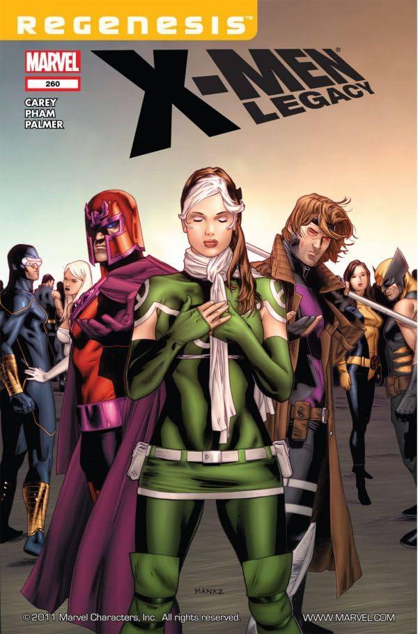 X-Men: Legacy (2008-2012) #260