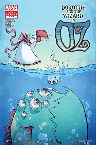 Dorothy and the Wizard In Oz #4 (of 8)