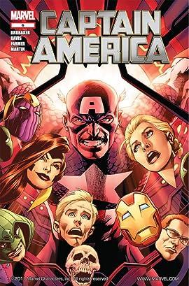 Captain America (2011-2012) No.6