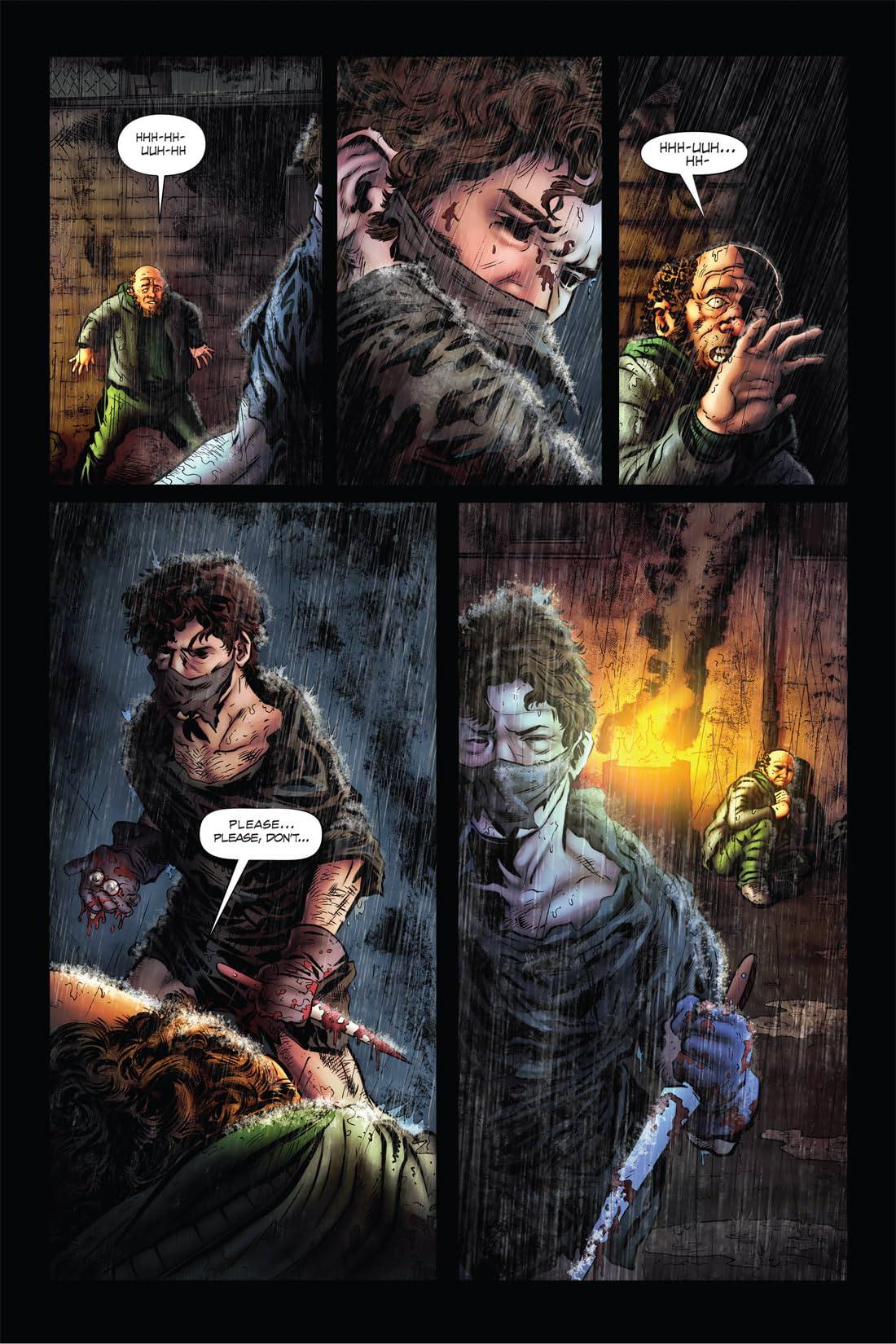 Vessel of Terror #4 (of 5)