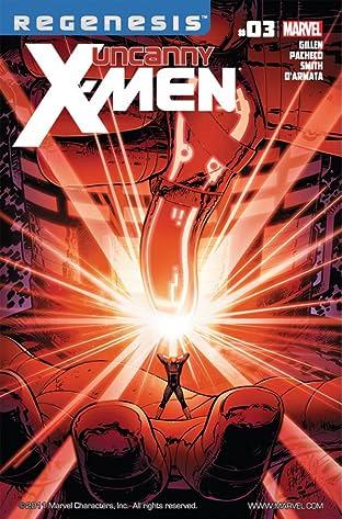 Uncanny X-Men (2011-2012) No.3
